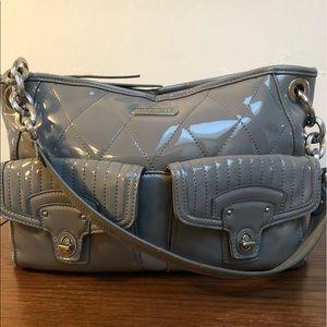 Coach bag grey
